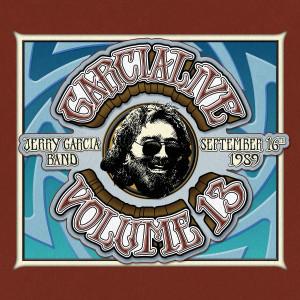 Jerry Garcia Band – GarciaLive Volume 13: 09/16/89 Digital Download