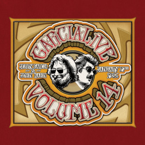 Jerry Garcia & John Kahn - GarciaLive Volume 14: 1/27/86 CD