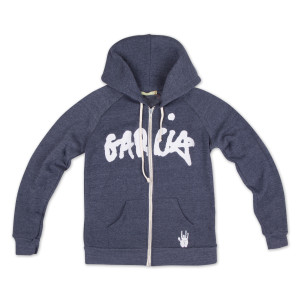 Jerry Garcia Women's Signature Eco-Fleece Hoodie