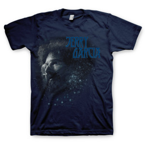 Jerry Garcia Galaxy Organic T-Shirt