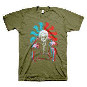 3D Jerry Organic T-Shirt