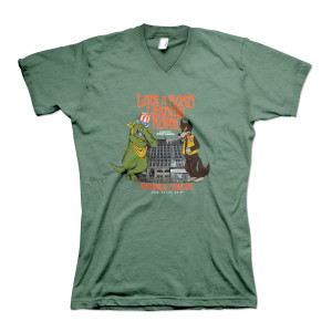 Like a Road Leading Home Women's Organic Event T-Shirt