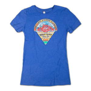 Jerry Garcia Symphonic Celebration Spring 2014 Tour Women's T-Shirt