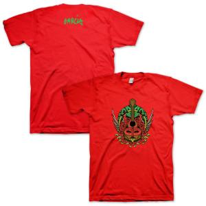 Jerry Garcia Painted Mandolin Organic T-Shirt
