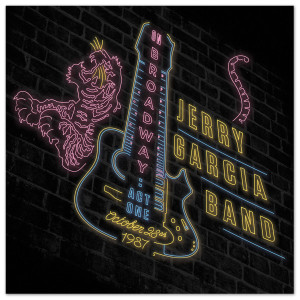 Jerry Garcia Band - On Broadway Act One: 10/28/87 Digital Download