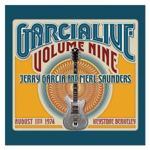 Jerry Garcia & Merl Saunders - GarciaLive Volume 9: 8/11/74 Digital Download