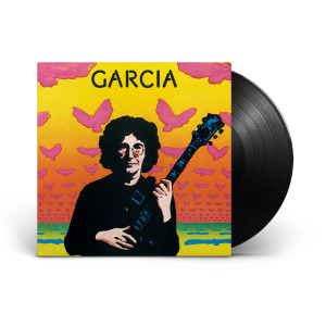 Jerry Garcia Compliments LP