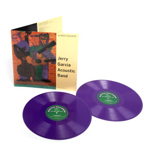 Almost Acoustic Purple LP