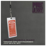 Jerry Garcia Band: Theatre 1839, July 29 & 30, 1977 (3CDs)