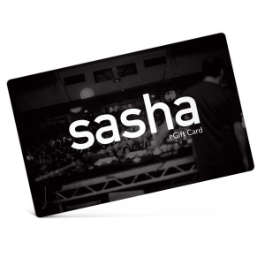 Sasha eGift Card
