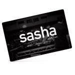 Sasha Electronic Gift Certificate