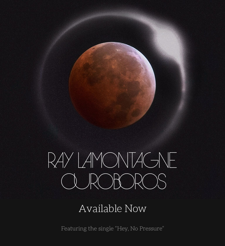 Ray LaMontagne Available Now
