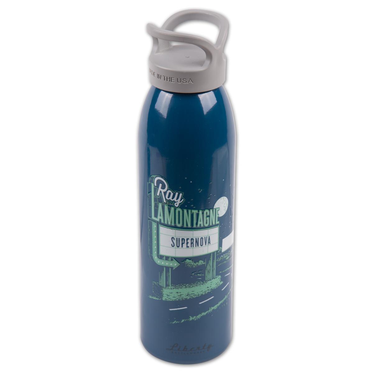 Ray LaMontagne 'Supernova' Liberty Water Bottle
