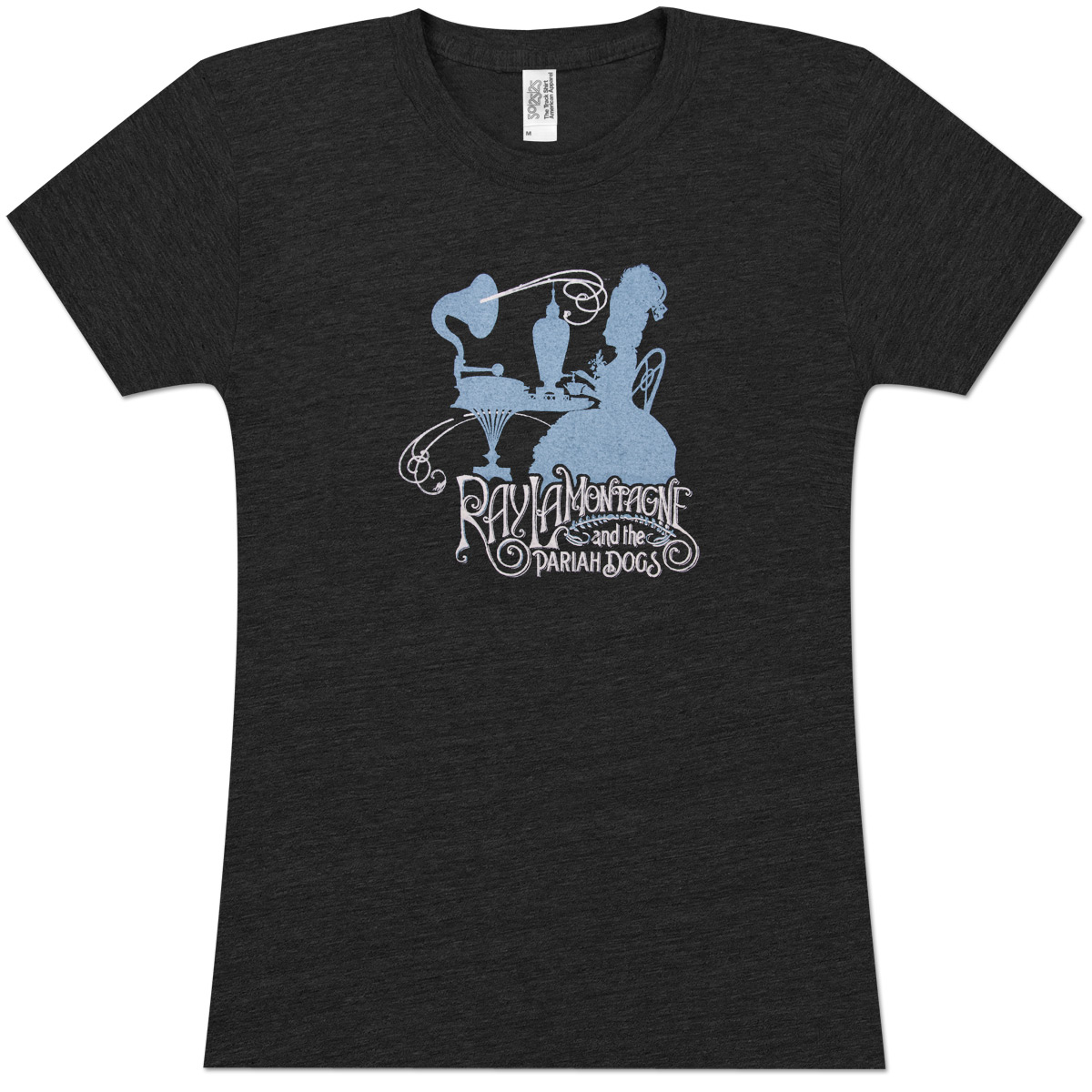 Ray LaMontagne Silhouette T-Shirt