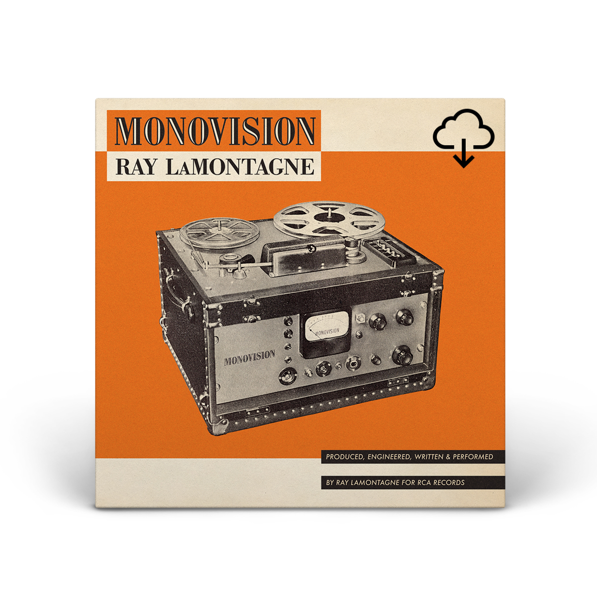 Monovision Digital Download