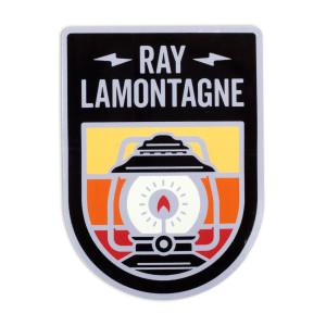 Part Of The Light Tour Lantern Sticker