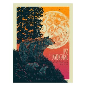 The Ouroboros Tour 2016 - Raleigh, NC Poster