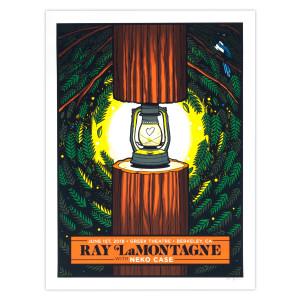 Part Of The Light Tour 2018 - 6/1 Berkeley, CA Poster