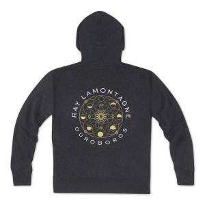 Ray LaMontagne Ouroboros Full-Zip Hoodie