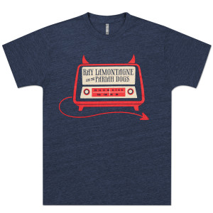 Ray Lamontagne Men's Devil Radio T-Shirt