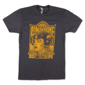 Ray LaMontagne Airwaves Unisex T-shirt