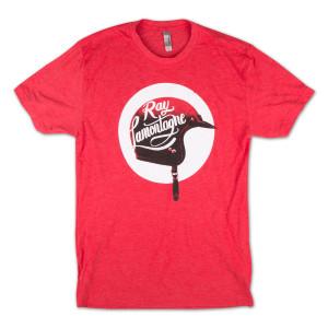 """Ray LaMontagne """"Motorcycle"""" Unisex T-shirt"""
