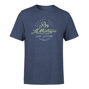 Just Passing Through 2017 Autumn Tour Tee