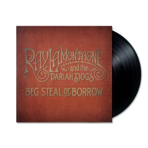 """Beg, Steal or Borrow 45"""" Vinyl"""