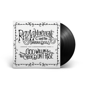 Ray LaMontagne & The Pariah Dogs - God Willin' & The Creek Don't Rise LP - Vinyl LP