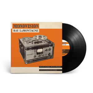Monovision Vinyl LP + Digital Download