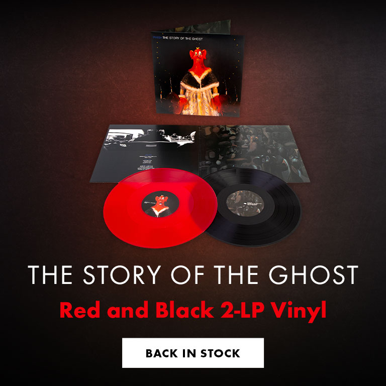 Story Of The Ghost Vinyl Back In Stock