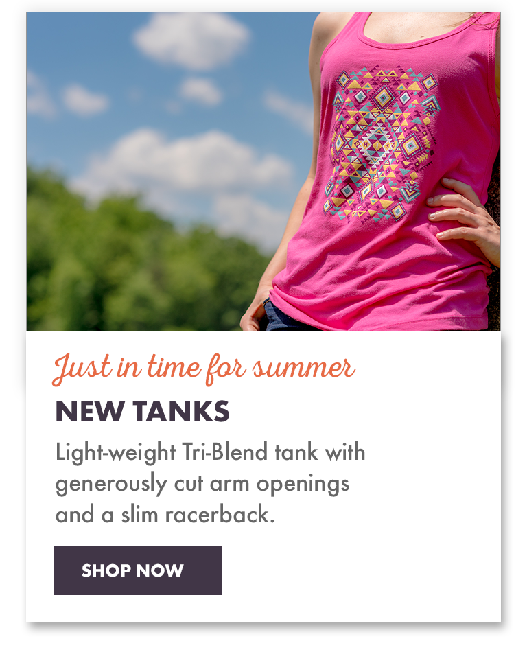 Summer Tanks
