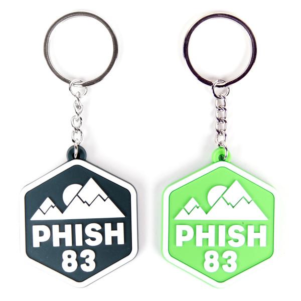 Phish Donut Gift themed Bottle Opener Key Chain for Music Festivals