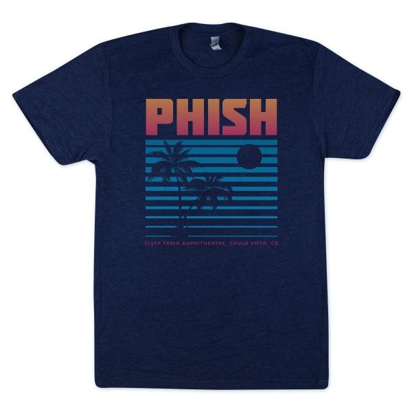 dfec31b83 Chula Vista Event T | Shop the Phish Dry Goods Official Store