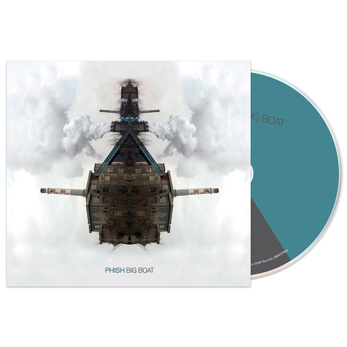 Big Boat CD
