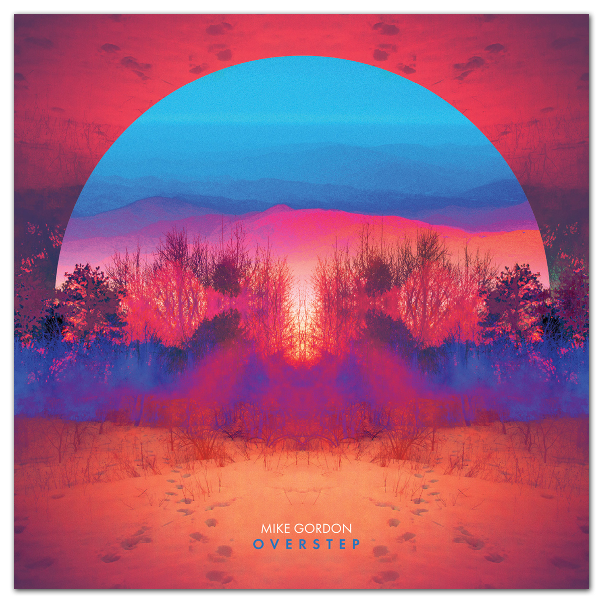 Mike Gordon - Overstep (MP3 - Digital Download)