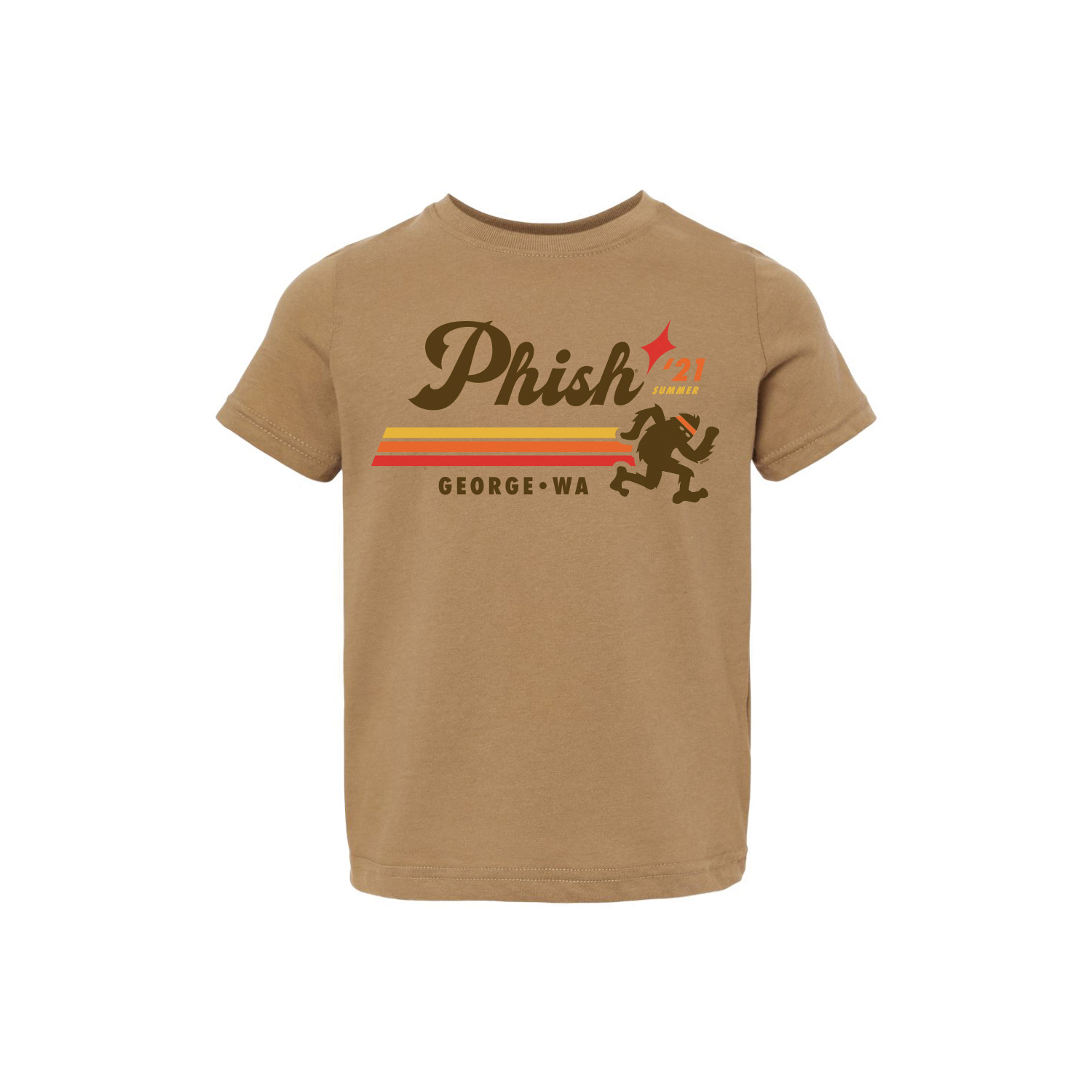 The Gorge 2021 Kid's Event T-shirt
