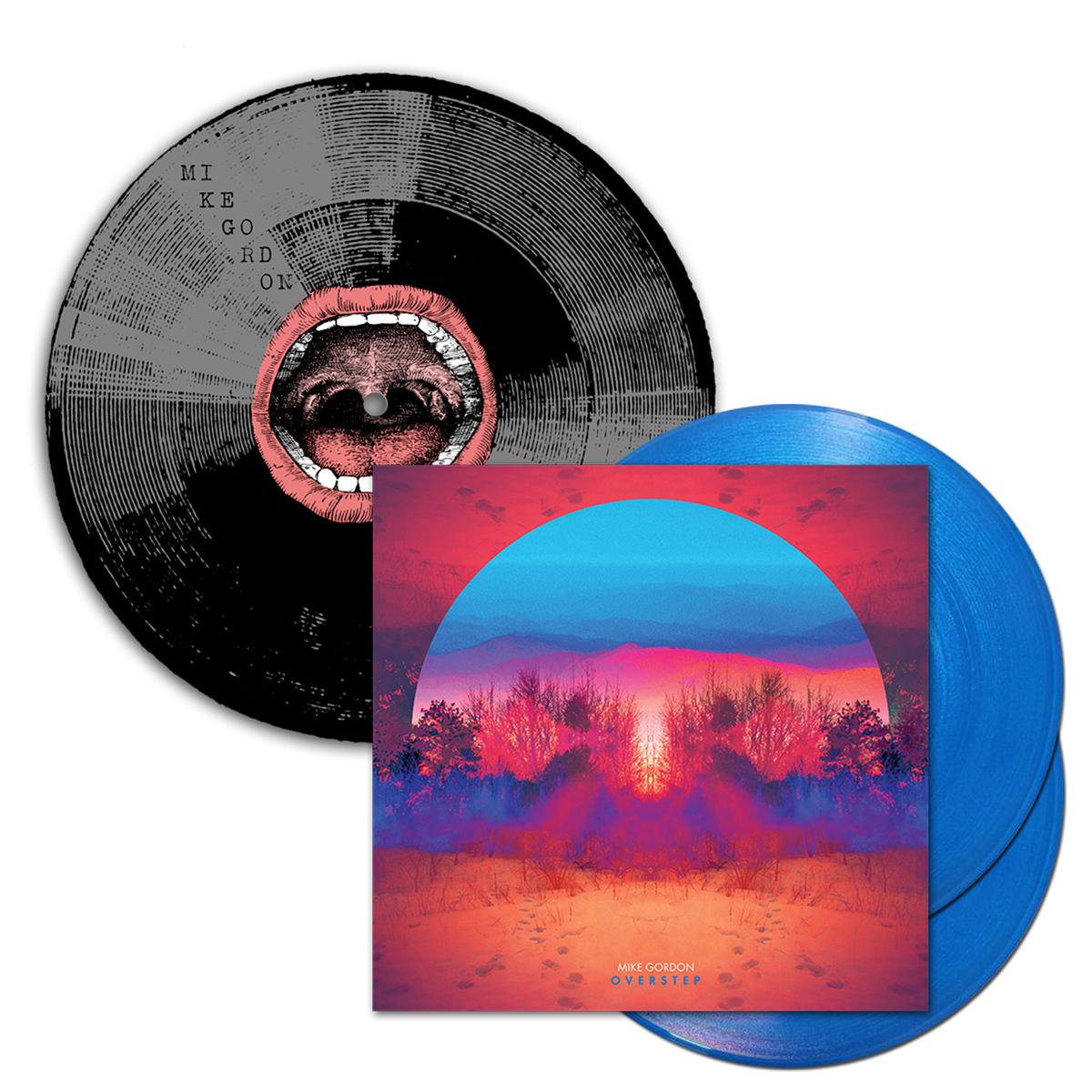 Mike Gordon Slow Motioning LP Bundle