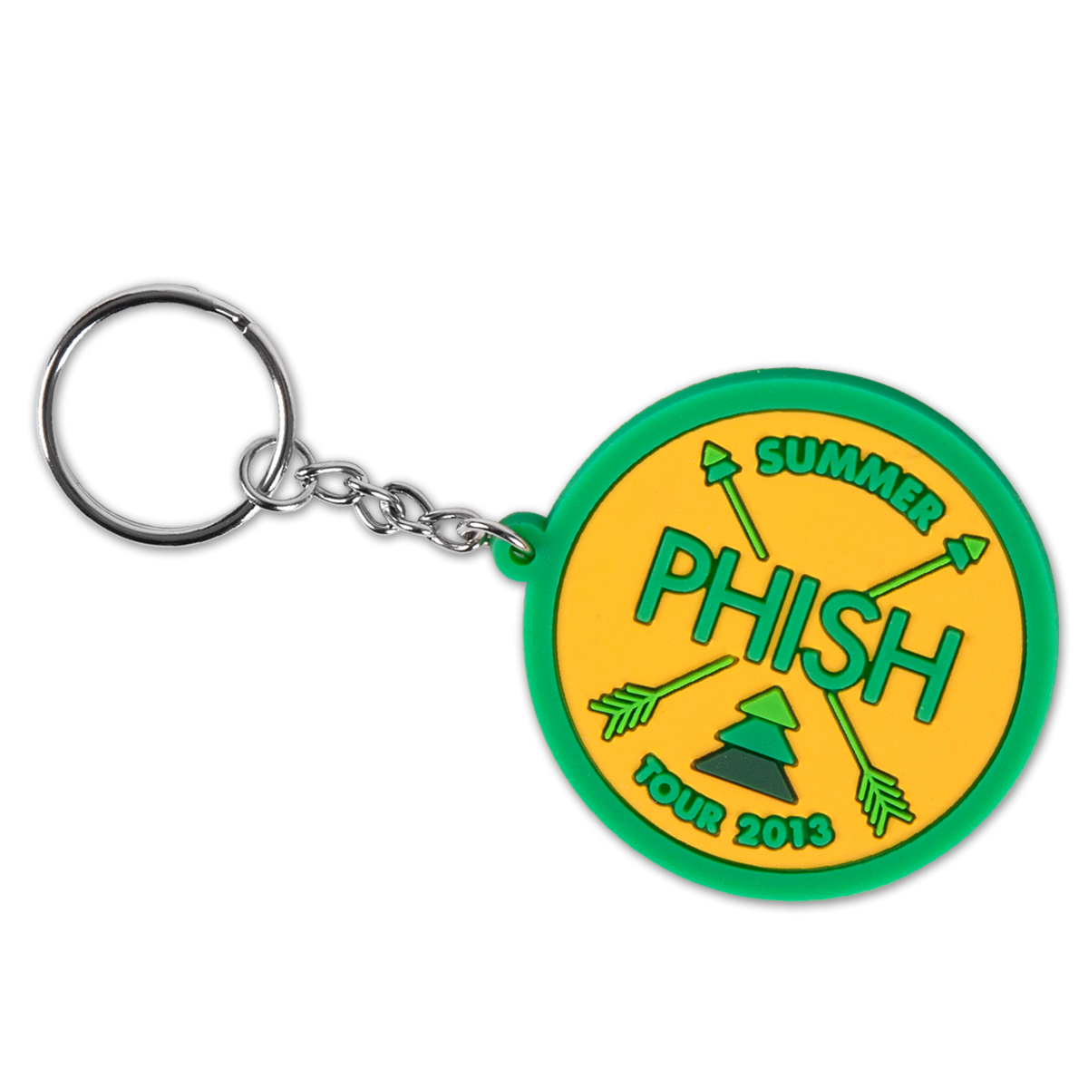 Camp Keychain