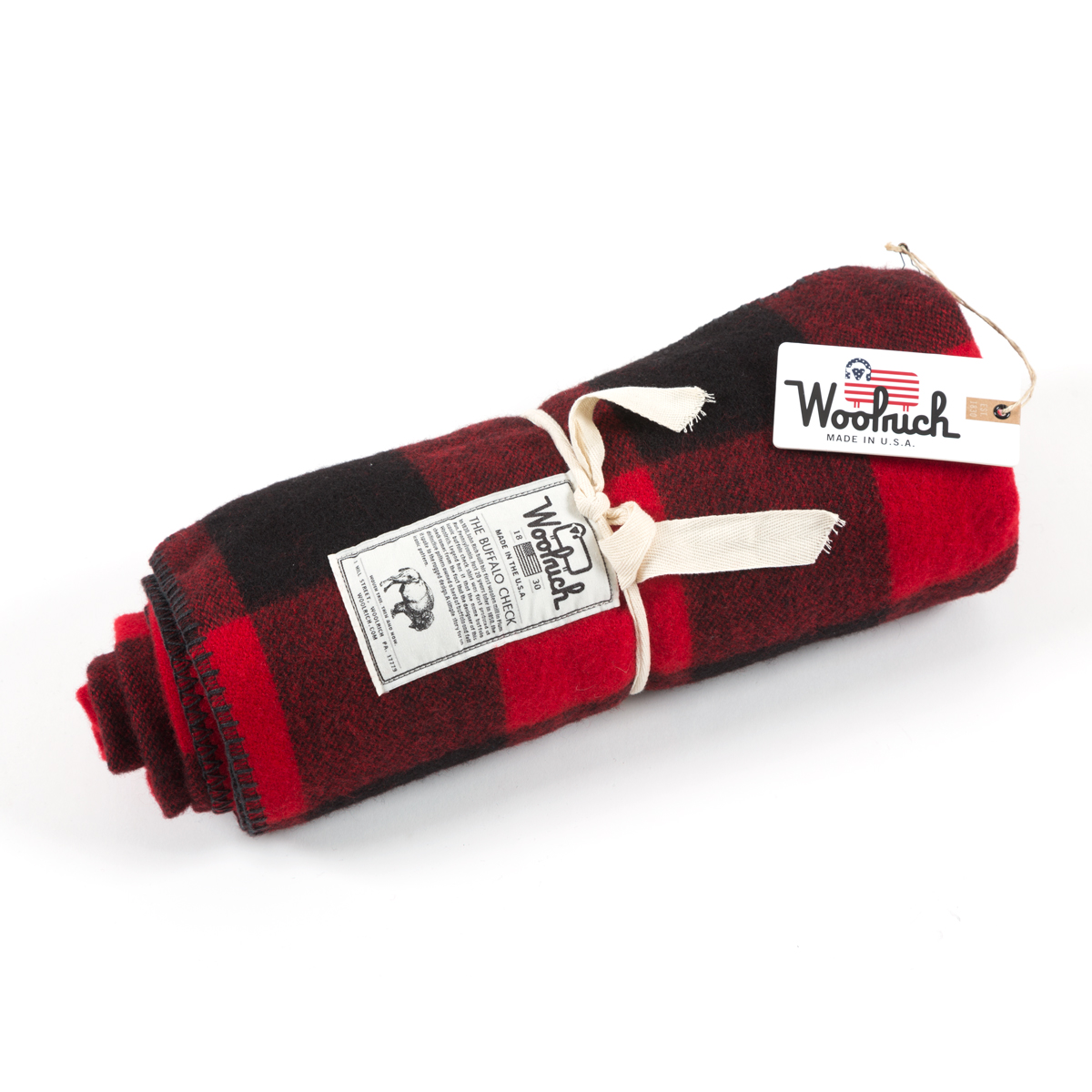 Woolrich for Phish Driver Blanket - Red