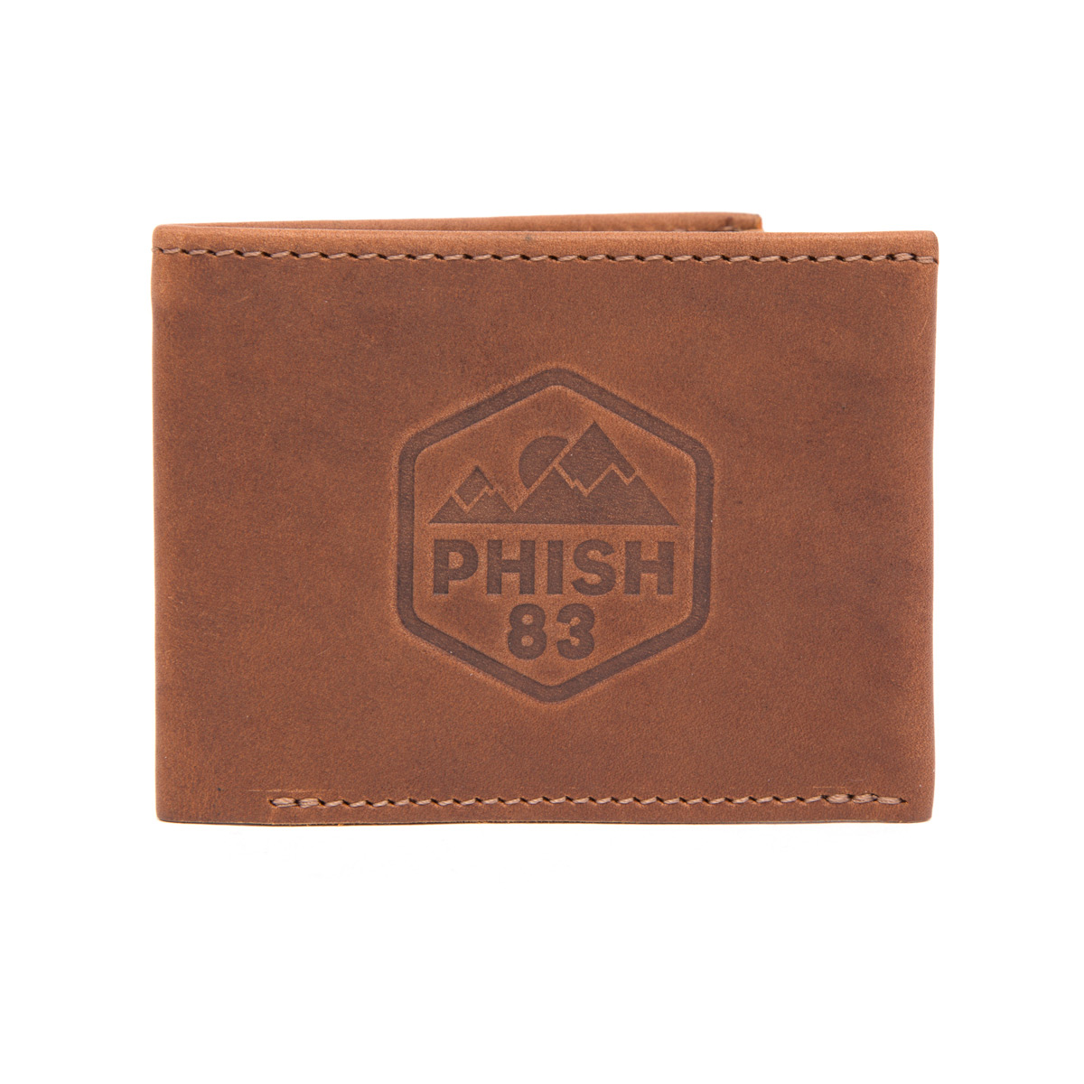 Ascend Leather Wallet in Whiskey