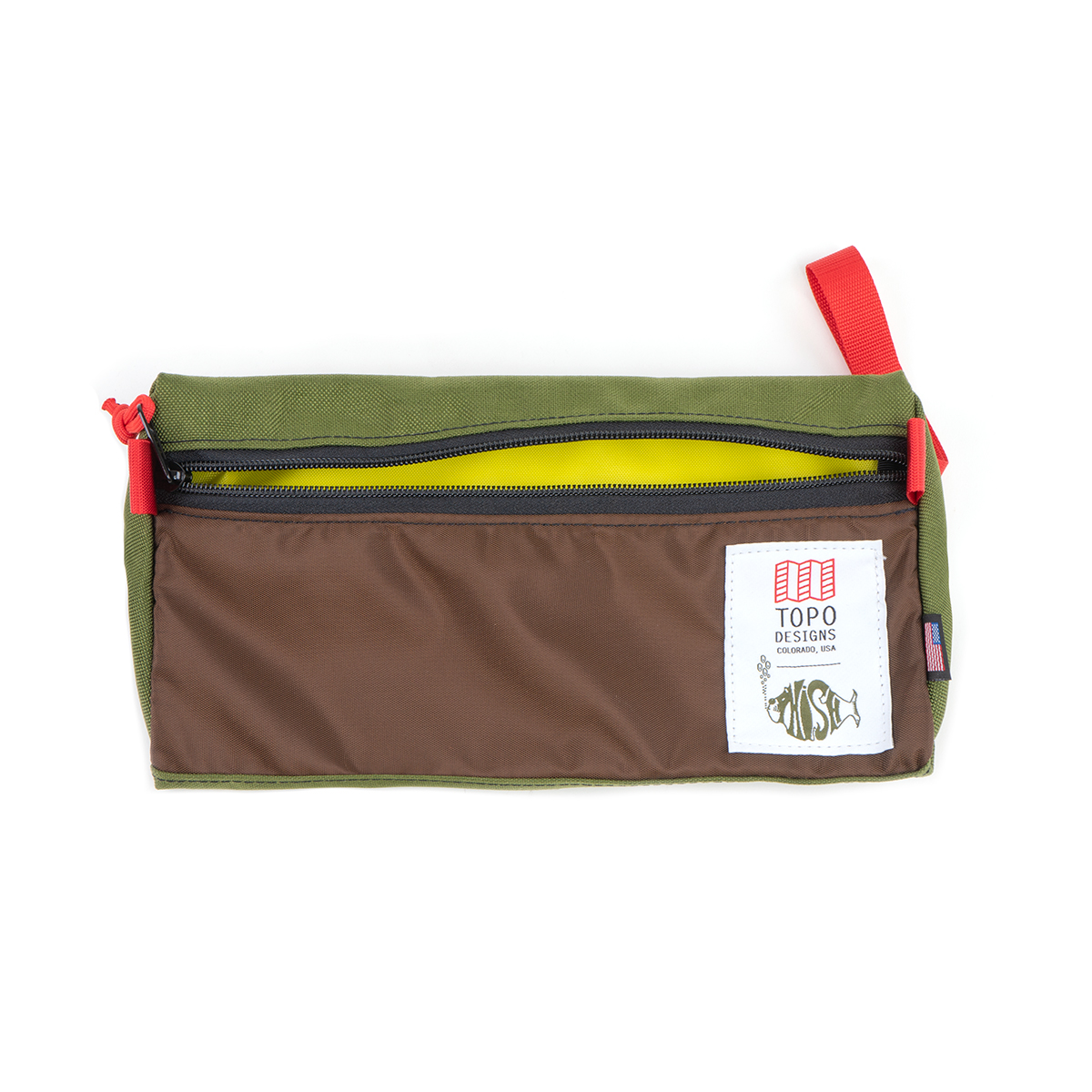 Phish x Topo Designs Dopp Kit