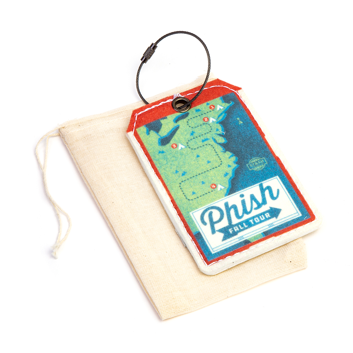 Fall Tour 2019 Luggage Tag