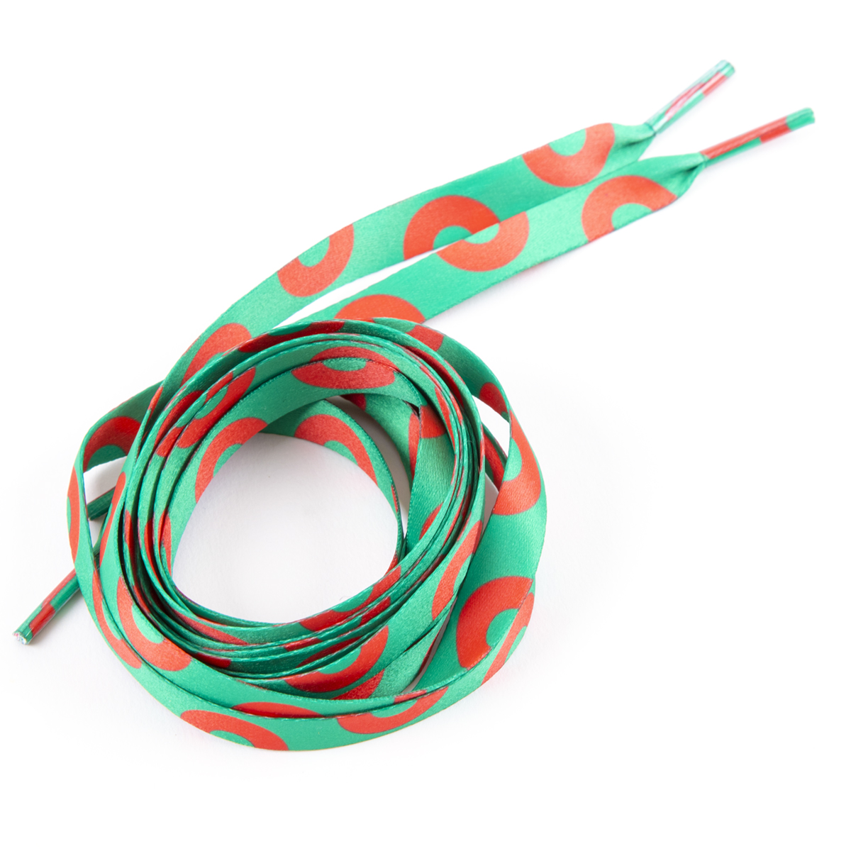 Holiday Donut Shoe Laces