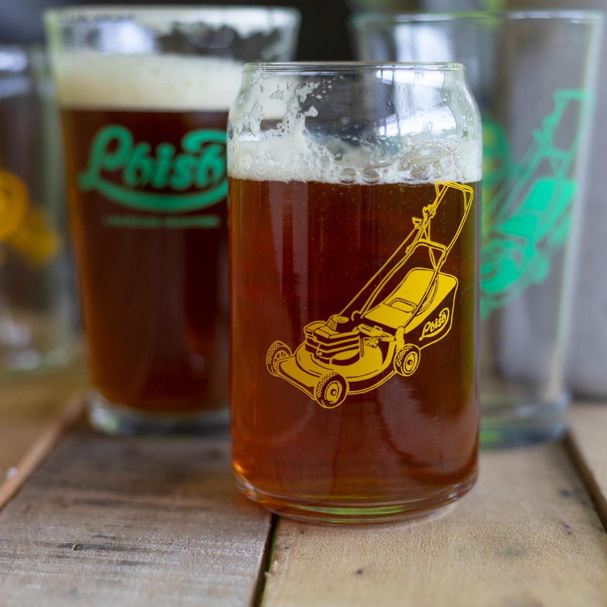 Backyard Tradition Can Glass