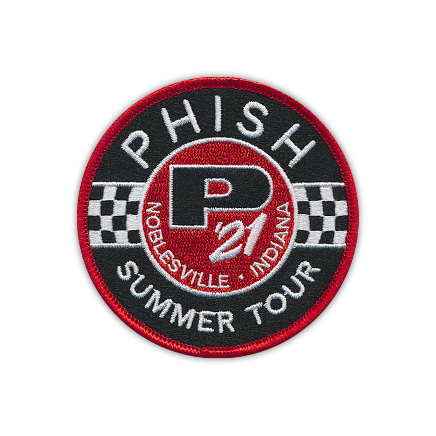 Vintage Auto Rally Patches Summer 2021