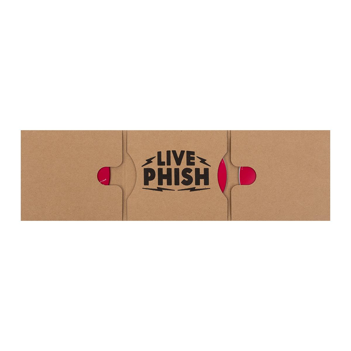 Live Phish 6/22/2019 - Columbia