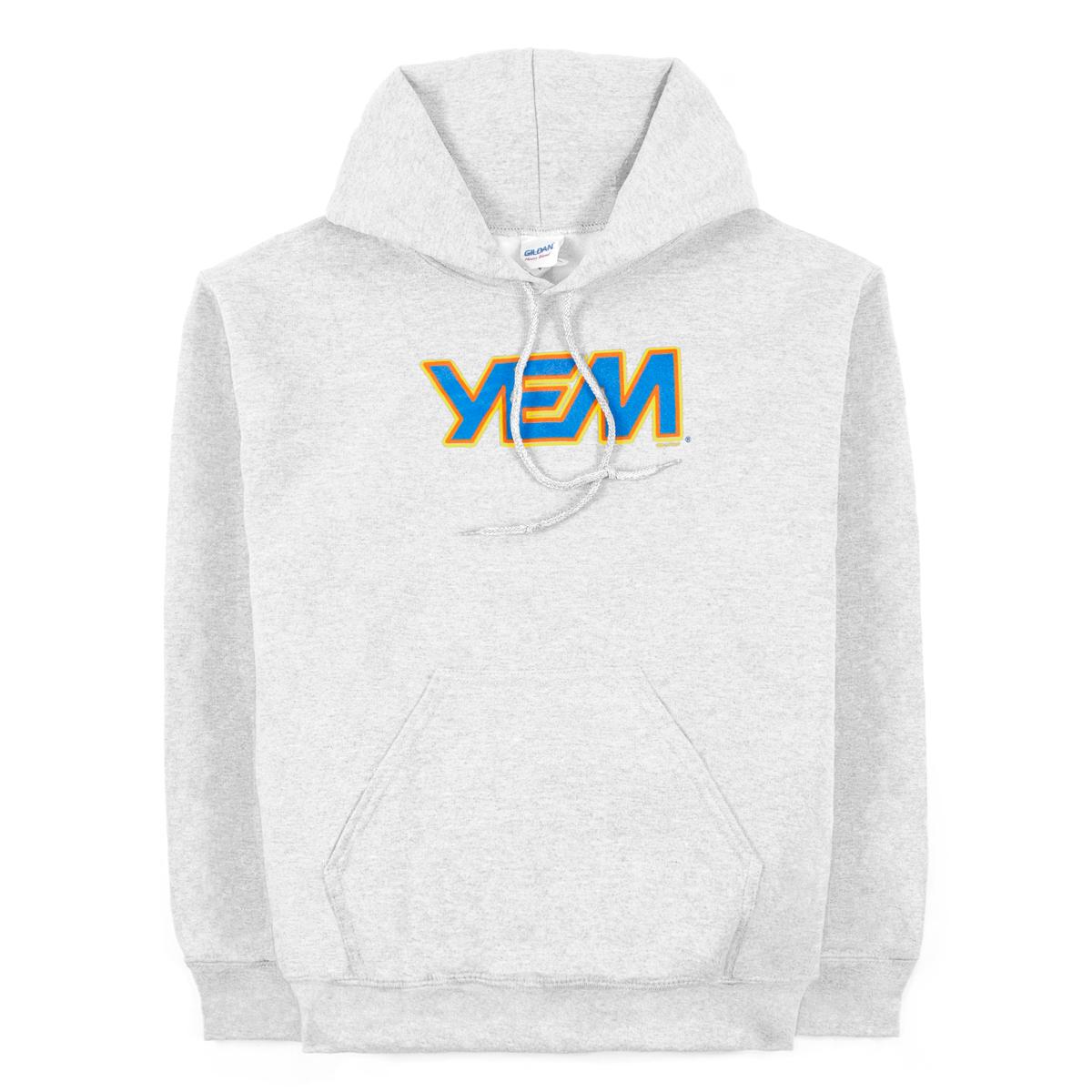 YEM Hoodie - Athletic Grey