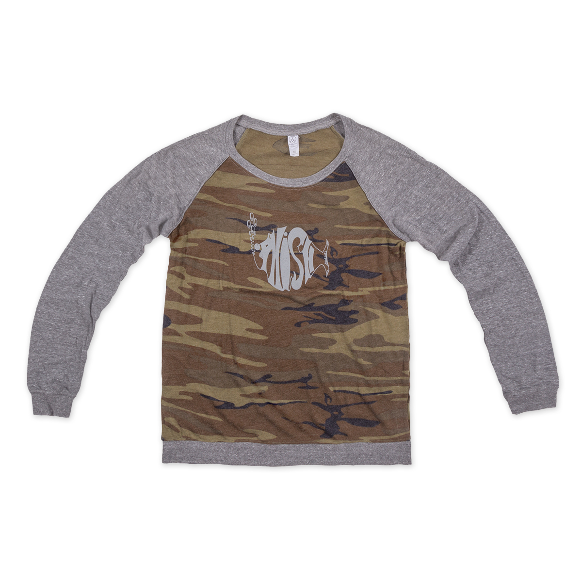 Women's Camo Locker Room Pullover Eco-Jersey Pullover