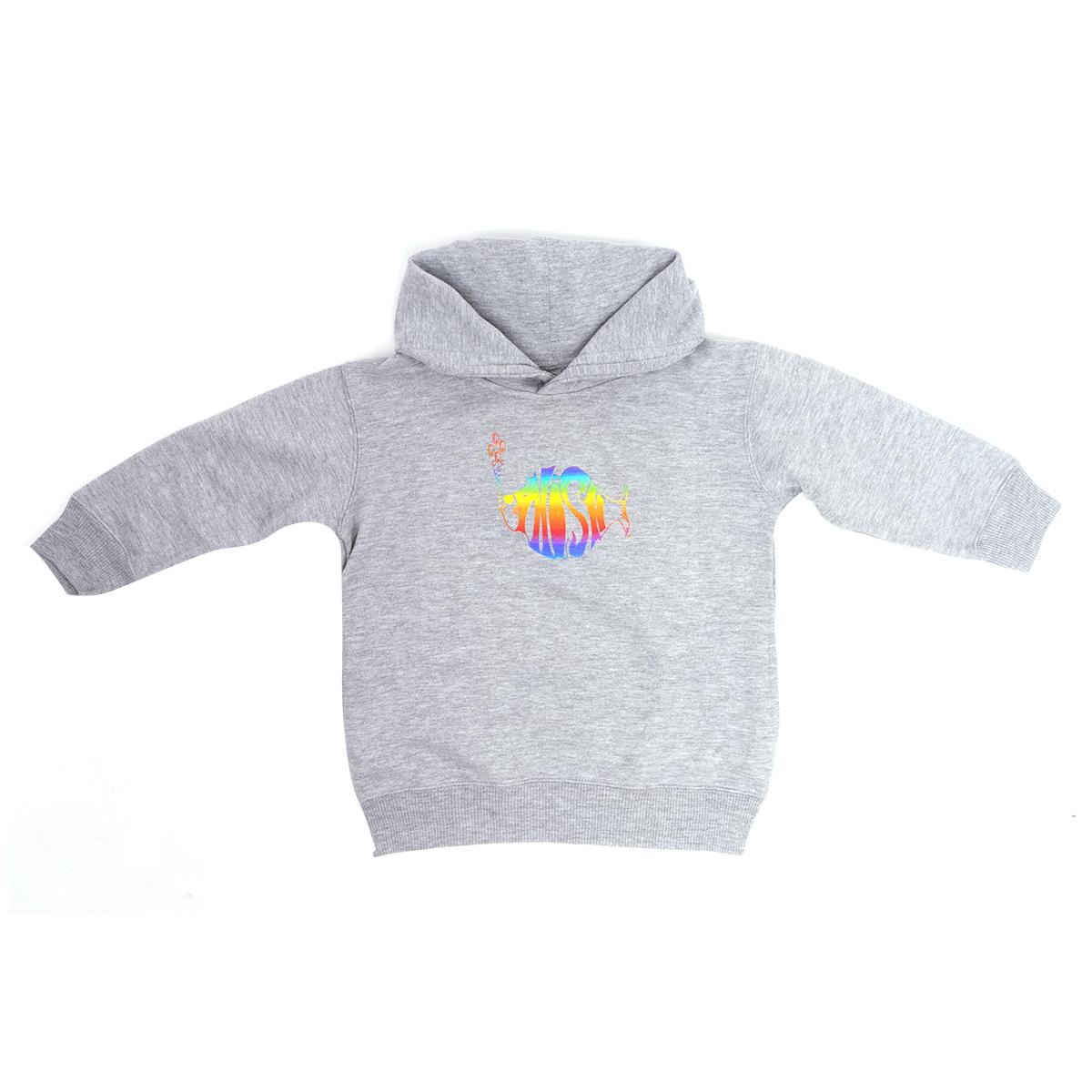 Classic Kids Rainbow Logo Hoodie